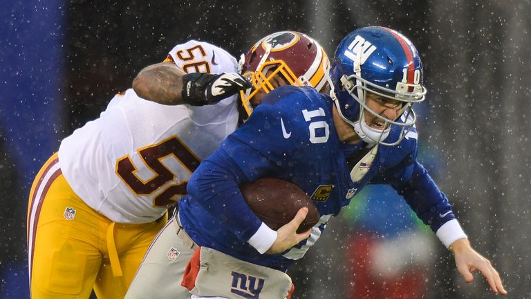 Eli Manning endured a season to forget last year - can he turn it around in 2014?