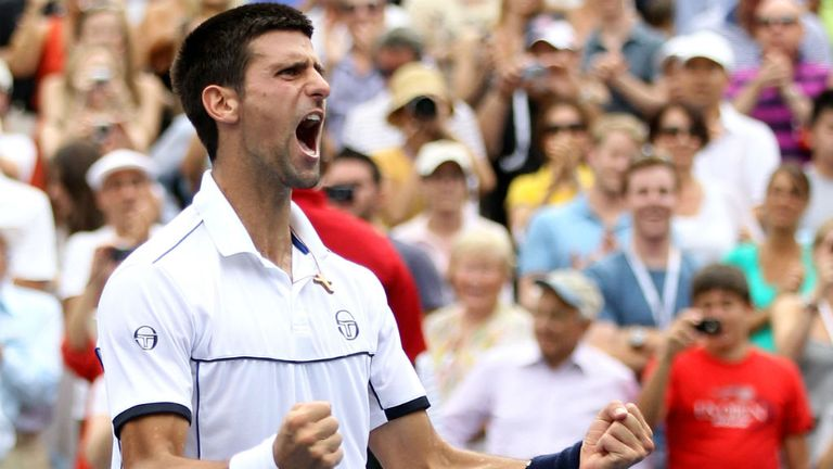 Novak Djokovic can lay claim to be being the best of all time, says Peter