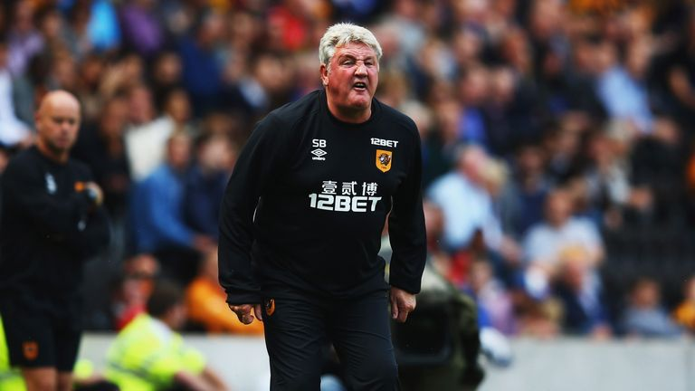 Steve Bruce: Hull City manager unhappy with officials