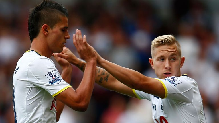 Lewis Holtby: Linked up well with Erik Lamela in pre-season