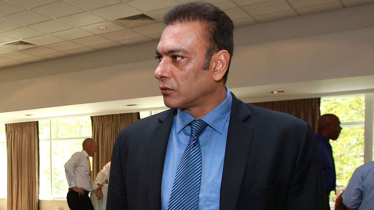 Ravi Shastri: Put in overall charge of squad