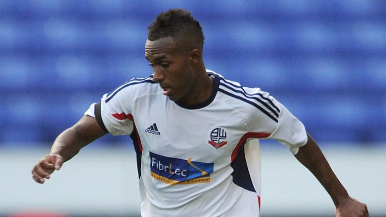 Rob Hall: Has slipped down the pecking order at Bolton