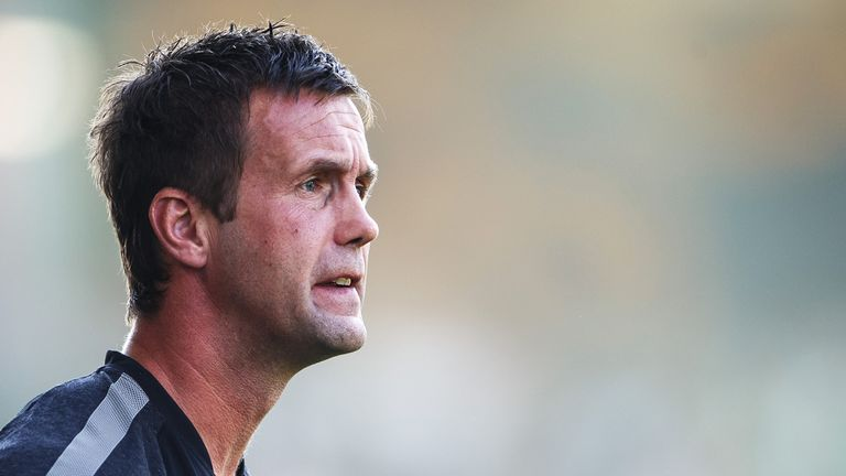 Deila: Disappointment for Celtic boss
