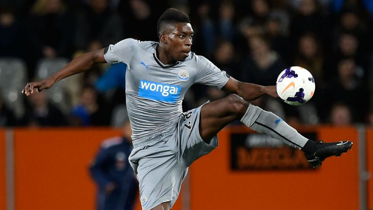 Sammy Ameobi: Has entered the final year of his current contract