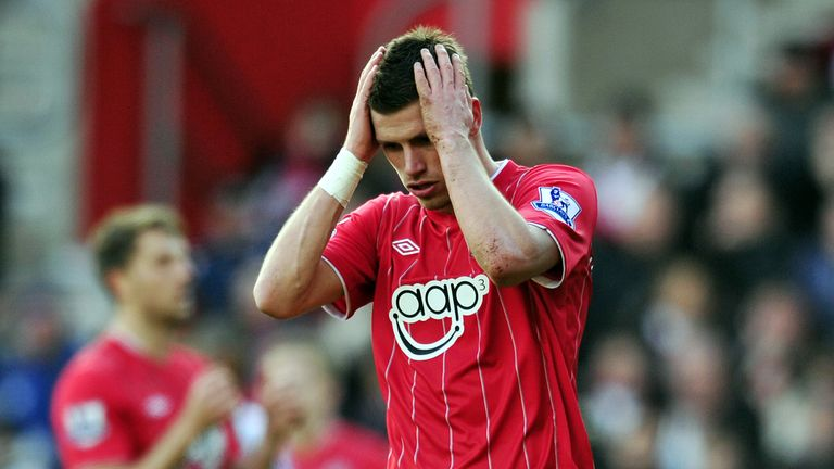 Morgan Schneiderlin: Has been told to stay away from Southampton
