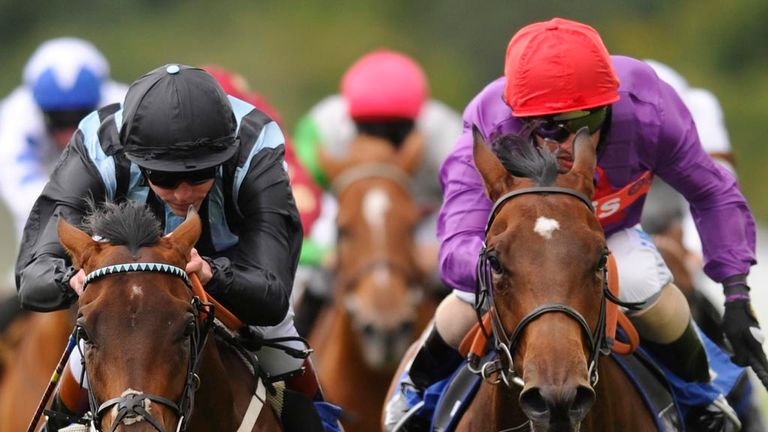 Sister Of Mercy (black cap): Made punters sweat at Salisbury