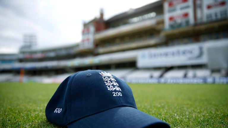 Sky will show its 200th live England Test this week