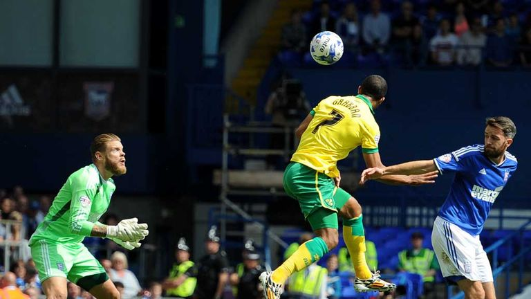 Lewis Grabban: Headed his side's winner