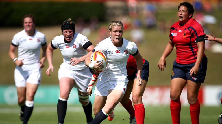 Women's Rugby World Cup: There for England's taking