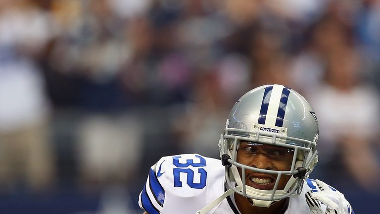 Orlando Scandrick: Was a first-choice pick for Dallas Cowboys last season