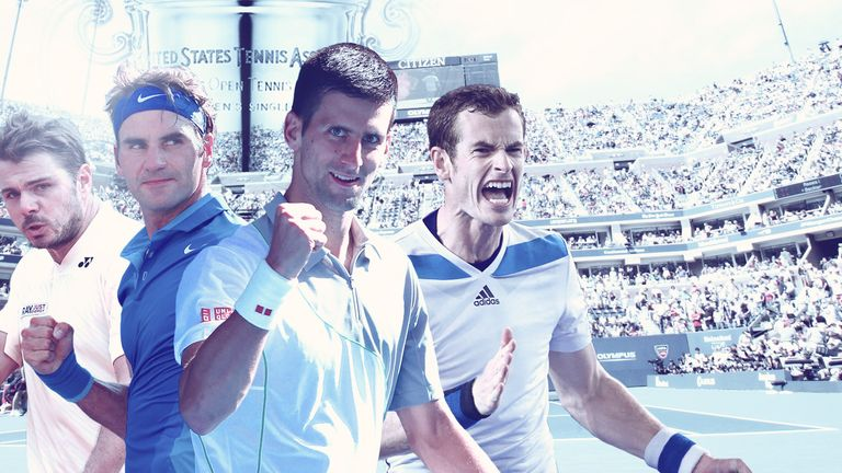 Novak Djokovic: Favourite for the 2014 US Open