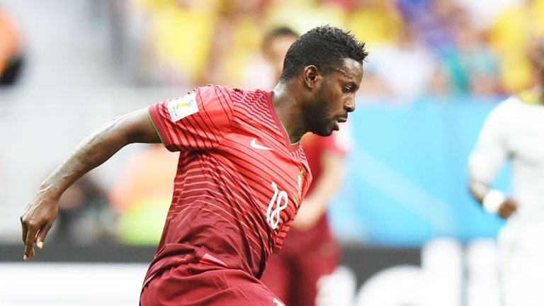 Silvestre Varela: Portugal international has joined West Brom for the season
