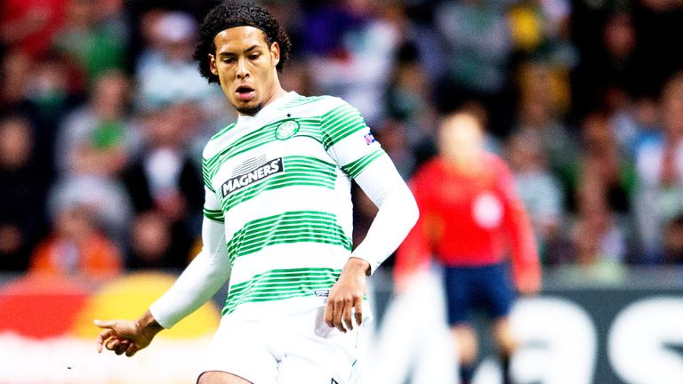 Virgil van Dijk: Celtic defender will not be sold this transfer window