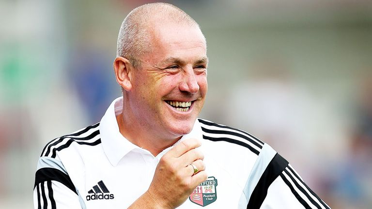 Mark Warburton: Brings in another new face