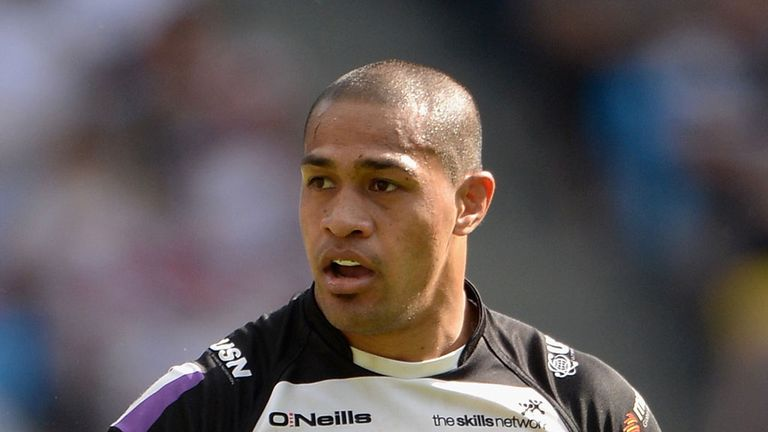 Willie Isa: Joined Widnes from Castleford in 2012