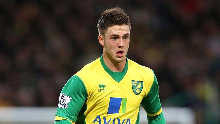 Ricky van Wolfswinkel: Norwich striker loaned to St Etienne