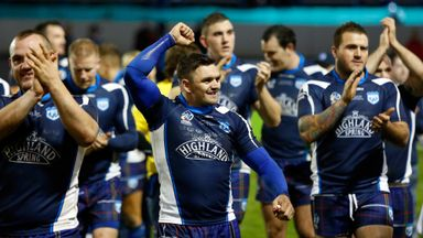 Scotland's impressive World Cup means they are up to 11th in the rankings