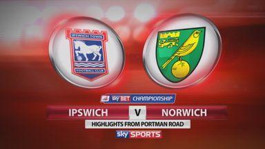 Ipswich 0-1 Norwich