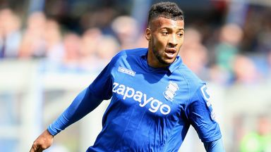 David Davis: Part of a revived Birmingham side under Rowett