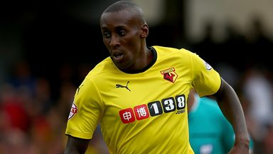 Lloyd Dyer: Confident Watford can challenge for promotion