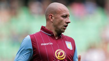 Alan Hutton: Ready for Villa role