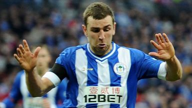 James McArthur: Leicester City and Burnley are both keen to sign the midfielder from Wigan