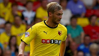 Joel Ekstrand: New signing for Bristol City