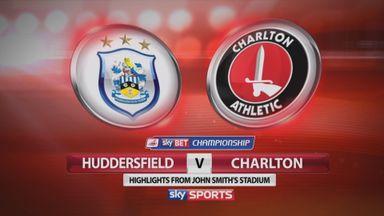 Huddersfield 1-1 Charlton
