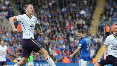Aiden McGeady: Flourishing at Everton