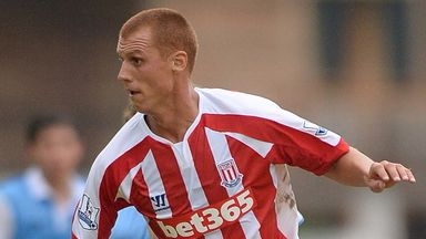 Steve Sidwell: Has made seven appearances for Stoke since signing from Fulham