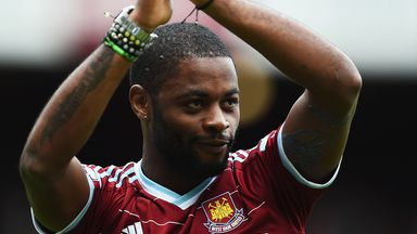 Alex Song: Has joined Hammers on a season-long loan