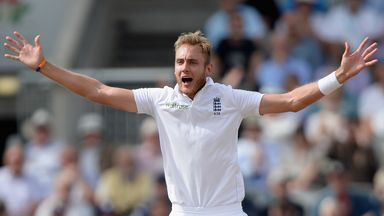 Stuart broad: Has gone under the knife
