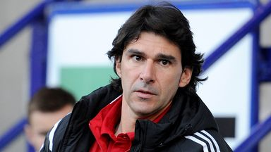 Aitor Karanka: Middlesbrough manager could make changes