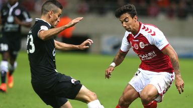Reims were held by Nice on Saturday