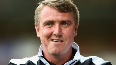 Lee Clark: Confident Blackpool can avoid relegation