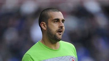Adam Federici: Earned Reading a point against Middlesbrough