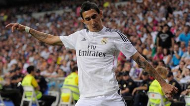 Angel Di Maria's tax issues come from his time as a Real Madrid player