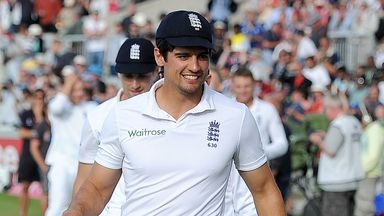 Alastair Cook: Upbeat on  the fitness of Stuart Broad ahead of Friday
