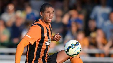 Curtis Davies: England call not in Hull defender