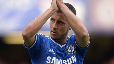 Eden Hazard: New deal in the works for Chelsea playmaker