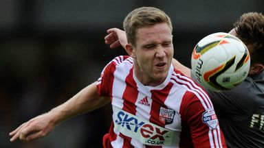 Adam Forshaw: Set to leave Brentford for Wigan
