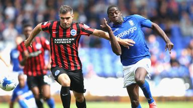 Aaron Hughes: Excited to be part of the set-up at Brighton