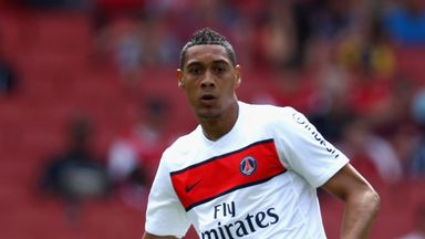 Guillaume Hoarau: Eyeing a move to England