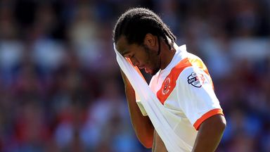 Nathan Delfouneso: Signs for Blackburn after leaving Blackpool