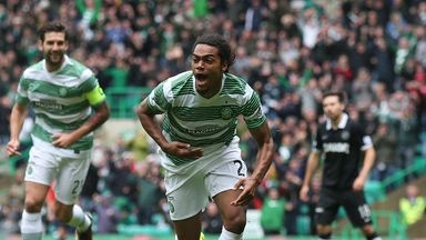 Jason Denayer: Benefiting greatly from loan spell at Celtic