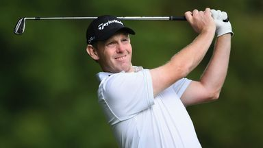 Gallacher is looking forward to playing more PGA Tour events next season