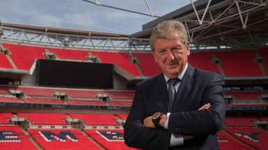 Roy Hodgson: England boss ready to face Norway at Wembley