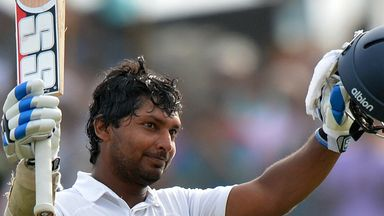 Kumar Sangakkara: Fastest to 12,000 Test runs