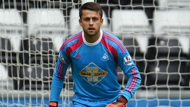 Lukasz Fabianski: Swansea City goalkeeper pleased with win against Manchester United