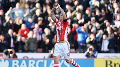 Marko Arnautovic: Struggled for opportunities at Stoke this season